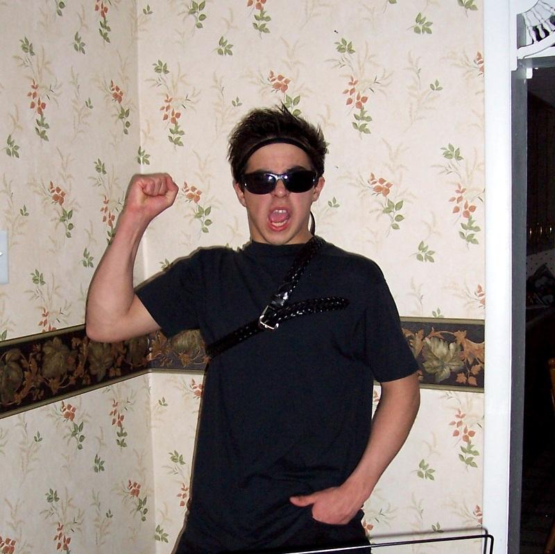Jeffrey the Rock Star