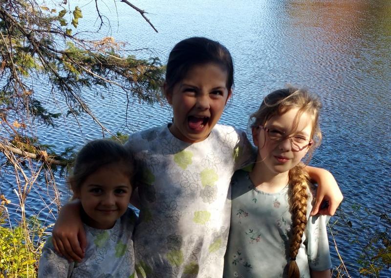 Madison, MacKenzie, and Kaitlyn